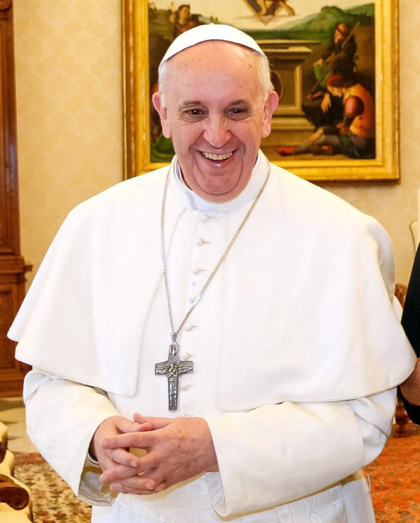 Papst Franziskus - Bild von Agência Brasil