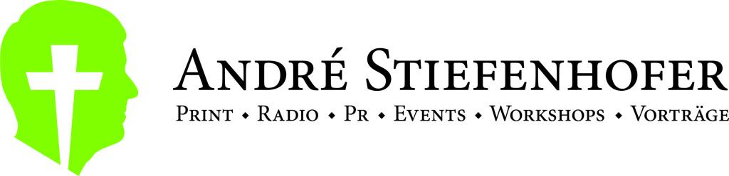 Andre Stiefenhofer Logo Herzlich Willkommen