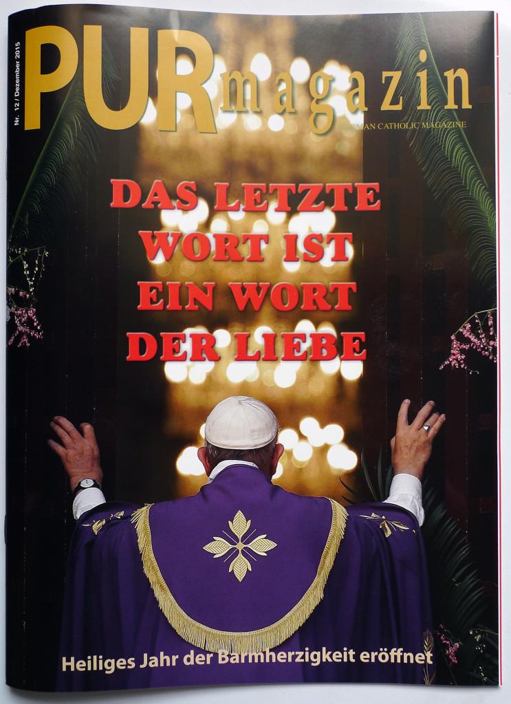 PUR Magazin Dezember 2015